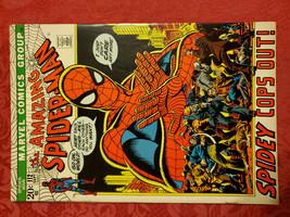 Amazing Spider Man 112 F/VF 7.0 - $30.00