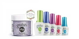 Gelish Dip Powder + Gelish Essentials Kit Let Them Eat Cake - 048 - $52.46