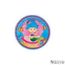 Mermaid Party Dessert Plates (8 pc) - $2.36