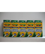 New! Lot of 5 Boxes Crayola Washable Markers Fine Line 8 Each Total 40 - $14.85