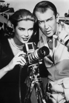 James Stewart and Grace Kelly in Rear Window 18x24 Poster - $23.99