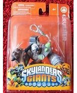 Skylanders Giants Crusher 3D KeyChain with Lobster Clip - $19.59