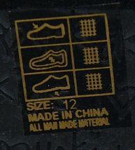 I Love Yo Kids AVA 78K Girls Fringe Boot Rust Silver Studded Size 12 image 7