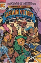 (CB-4) 1983 Pacific Comic Book: Captain Victory & Galactic Rangers Speci... - $3.00