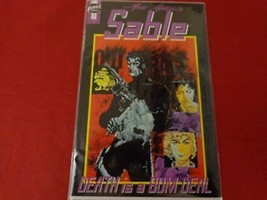Mike Grells Sable #2 (1990 First ) NM Comic Book - $7.70