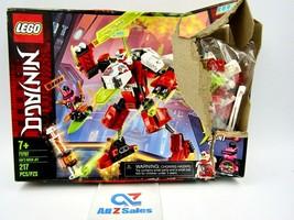 LEGO Kai's Mech Jet Ninjago (71707) Building Kit 217 PCS - $24.70