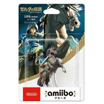 Nintendo amiibo Link (Rider) Breath of the Wild The Legend of Zelda Seri... - $48.75