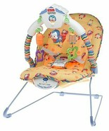 Fisher-Price Flutterbye Dreams Logo Flutter and Chime Bouncer Bluebird Baby Seat - $59.39