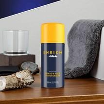 Enrich By Gillette Beard Care All-In-One Beard & Face Moisturizer NEW - $14.24