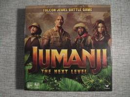 Jumanji The Next Level Falcon Jewel Battle Game - Board Game - £10.36 GBP