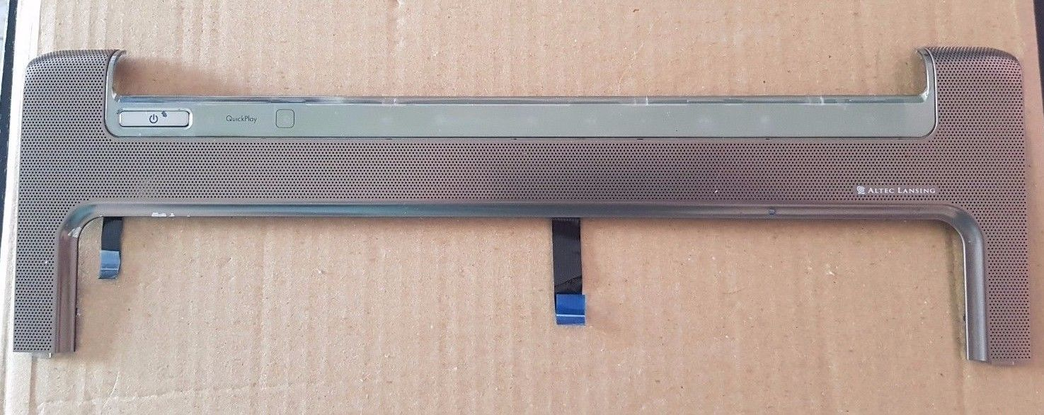 Primary image for HP dv5 1179je laptop Front control touch panel Genuine notebook OEM Tested