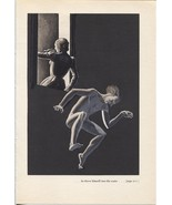 "Rockwell Kent ""threw himself into the water"", The Decameron. Vintage 194... - $11.83"