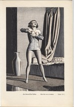 "Rockwell Kent ""..showed that she was a woman"", The Decameron. Vintage 19... - $11.75"