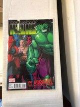World War Hulks #1 - $12.00