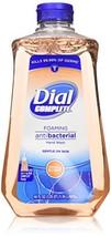 Dial Original Antibacterial Foaming Hand Soap Refill, 40 oz, 1 each - $19.51