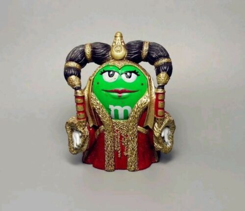 "Star Wars Chocolate Mpire  Queen M&M'S figure 2"" image 2"