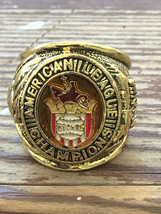 St. Louis BROWNS 1944 AL American League Champions Ring Size 15 MLB Base... - $45.95
