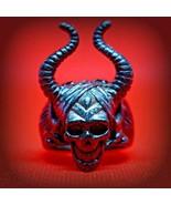 HAUNTED RING: BINDING OF IBLIS! MOST POWERFUL DJINN KING! PROSPERITY! TH... - $99.99