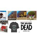 The Walking Dead Telltale Definitive Series Guardian Pack PS4 + Clem Statue - $548.99