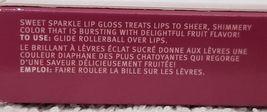 Avon Sweet Sparkle WATERMELON Lip Gloss Sheer Shimmer Rollerball .33 oz/10mL New image 4