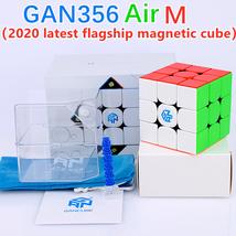 2020 Gan 356 Air (Master) 3x3x3 Magic cube Gan356Air Top Speed Twist Puzzle Toy - $60.90