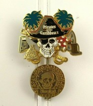 Disney Pirates of the Caribbean 2003 Trading Pin Magical Milestones  - $33.00