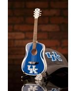 Miniature Kentucky Mini UK Guitar Collectable 1:4 Scale Kentucky Wildcats! - $29.95