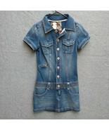 Guess Jeans Denim Dress Size M Stretch  - $61.38