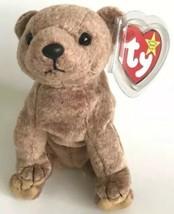 TY Beanie Baby Pecan The Bear 1999 - $4.88