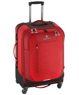 """NEW EAGLE CREEK EXPANSE 26"""" AWD 4 WHEEL SPINNER LUGGAGE VOLCANO RED - $236.61"""