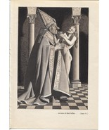 """Rockwell Kent """"...servants of their bellies"""", The Decameron. Vintage 194... - $9.00"""