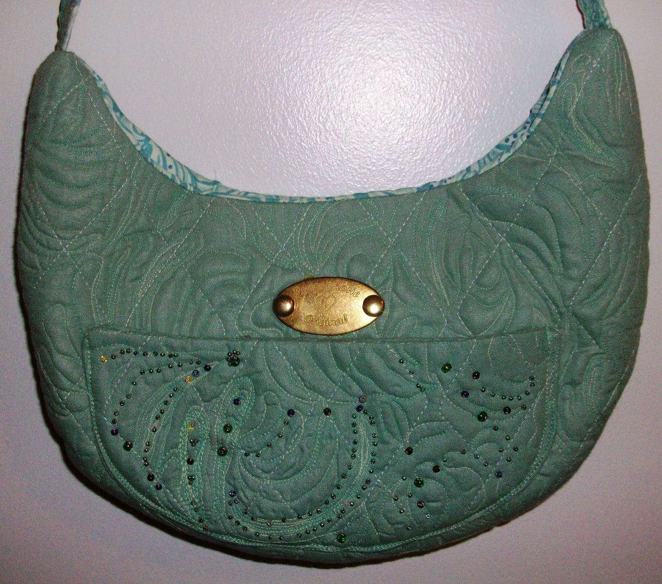 handmade quilted handbags - photo #37