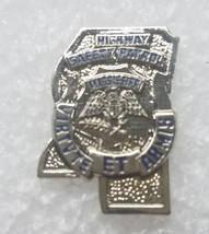 Mississippi Highway Safety Patrol Lapel Pin / Tie-Tac - $9.95