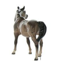 Hagen Renaker Miniature Horse Thoroughbred Mare Ceramic Figurine image 6