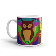 Owl Mug (Hattrick Novelties) - $11.99+