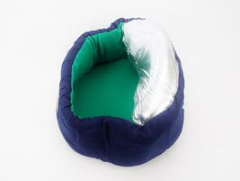 Tuna Can Cat Bed, w/Lid ~ Soft Cuddly & Cute Kitty Playhouse ~ Bandwagon #L7190 image 4