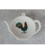 """Rooster Teapot Ceramic Wall Hanging 3-1/2"""" - $9.89"""