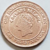 Caesars Palace 1992 Las Vegas, NV One Dollar Gaming Token - $5.95