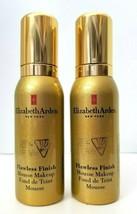 2- Elizabeth Arden flawless finish mousse makeup mousse Natural 02 - $39.99