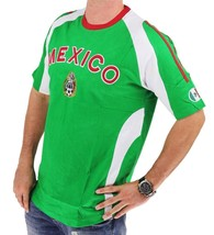 MEN'S SOCCER FOOTBALL WORLD CUP 2018 JERSEY SLIM FIT SHIRT T-SHIRT MEXICO SIZE S image 2