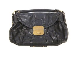 Kooba Nina Bag Black Leather Pochette Baguette / Clutch - No Chain - $927,66 MXN