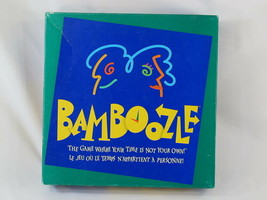 Bamboozle 1997 Board Game Parker Brothers 100% Complete Excellent Bilingual - $10.89
