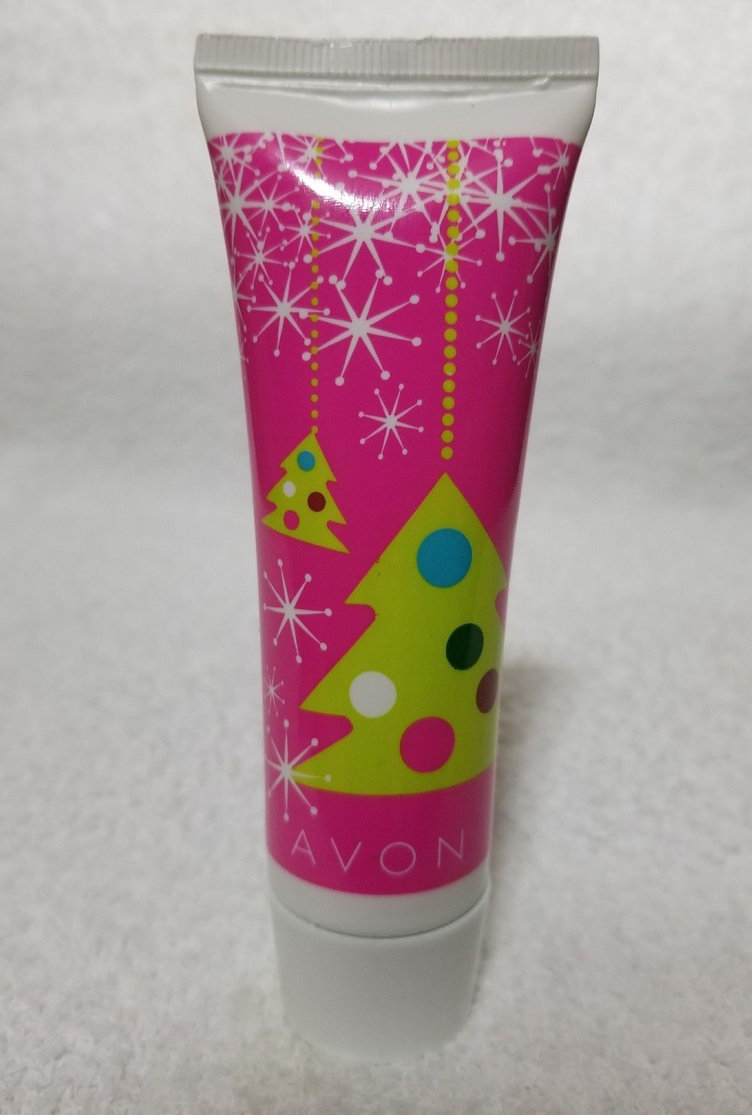 Avon Skin So Soft & Sensual REPLENISHING HAND CREAM Holiday Tube 1.5 oz/45mL New