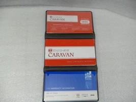 DODGE CARAVAN   2006 Owners Manual Set With Case 16706 - $16.78