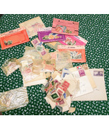 Stamp Collection 1940's - $35.00