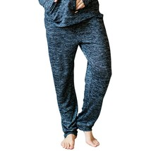 Hello Mello Carefree Threads Lounge Pants-Black Medium - $24.99