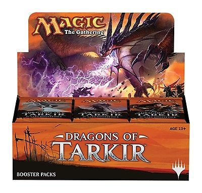 Magic: the Gathering: Dragons of Tarkir Booster Box (36 Packs) Factory Sealed...