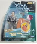"Star Trek Playmates 6"" Warp Factor Series 1 Cardassian Soldier Action Fi... - $12.19"