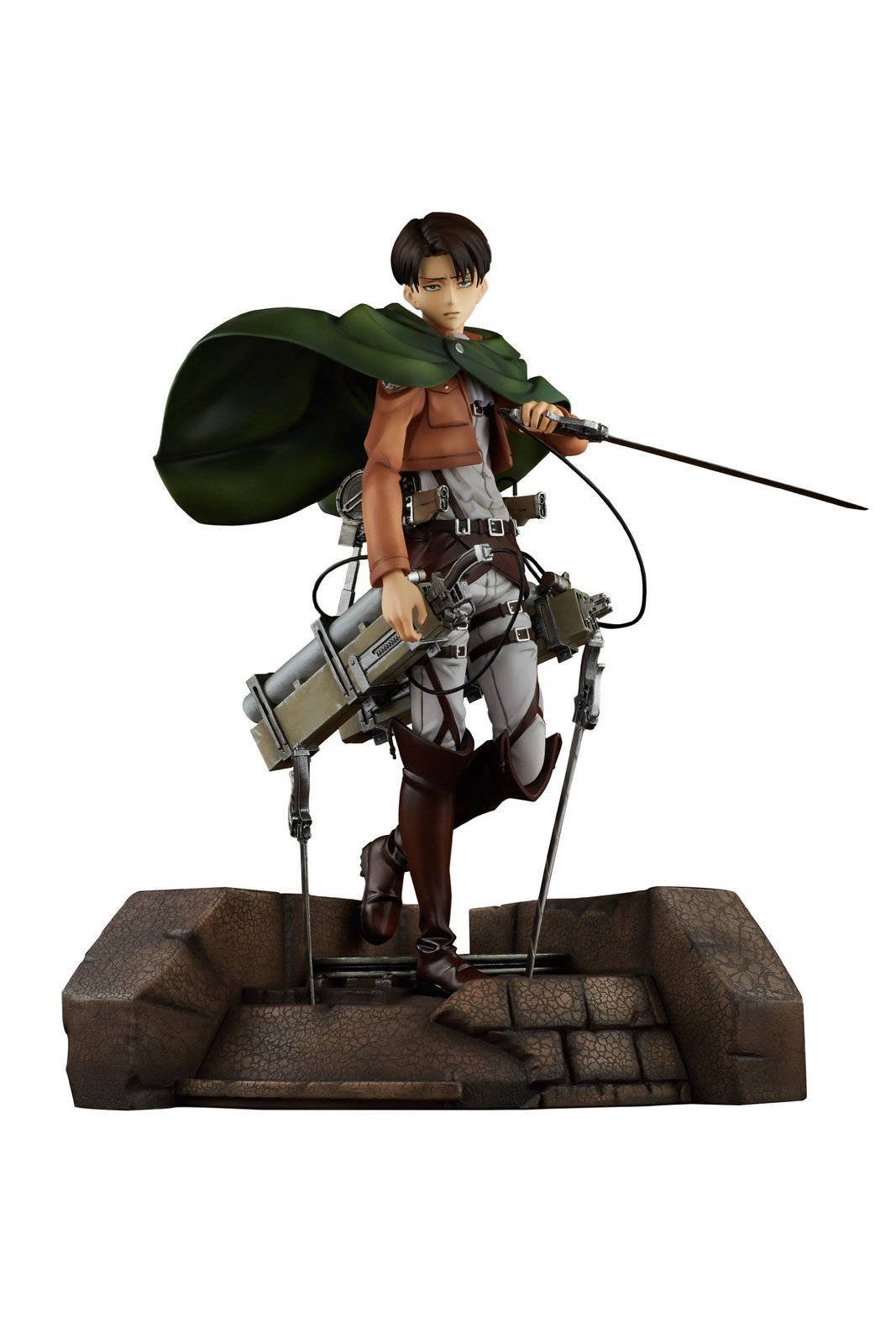 Pulchra Attack on Titan: Levi PVC Figure (1:7 Scale)