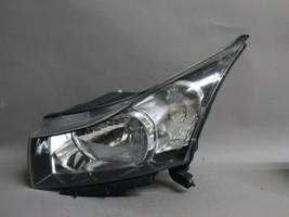 2011 2012 2013 2014 2015 CHEVROLET CRUZE LEFT DRIVER SIDE HALOGEN HEADLI... - $88.81